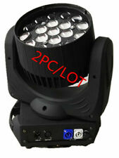 2pc/lot 19x15W osram led beam moving head zoom wash rgbw led stage DJ light