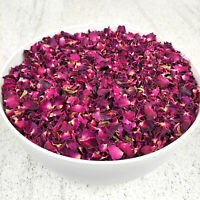 100% Natural Dried Rose Petals Biodegradable Wedding Confetti Celebration 1L