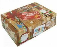 Christmas Eve Box - Kids Gift Santa Elf Xmas Delivery Magical Wrap UK SELLER