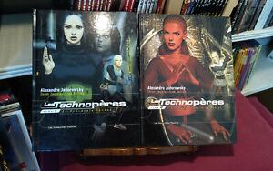 Les Technoperes 1 A 7 Jodorowsky/janjetov Tbe 3 Eo