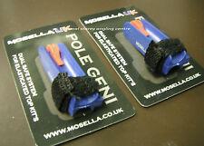 Mosella UK Pole Elastic Protectors x 2 - Pole Geni