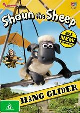 Shaun The Sheep-Hang Glider DVD=REGION 4 AUSTRALIAN RELEASE=BRAND NEW AND SEALED