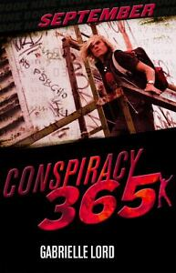 September (Conspiracy 365) by Lord, Gabrielle