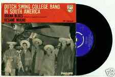 the DUTCH SWING COLLEGE BAND - Quena Blues / Besame mucho - RARE DUTCH PS 7""