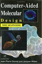 Computer-Aided Molecular Design: Theory and Applications-ExLibrary