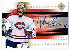 05-06 Ultimate Collection ULTIMATE SIGNATURES Yann DANIS - Canadiens