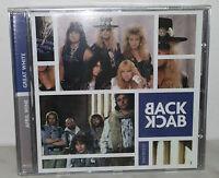 CD GREAT WHITE / APRIL WINE - BACK TO BACK HITS - SEALED SIGILLATO