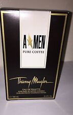 Thierry Mugler A MEN PURE COFFEE eau de toilette EDT 100ml 3.4oz sealed NIB