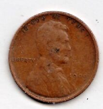 1909 LINCOLN CENT in VERY GOOD condition stk LVG-34