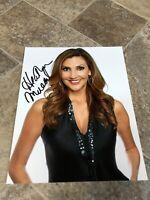 REPRINT Charmaine Glock Autographed Signed 8x10 Photo Model