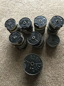 Job Lot Old Vintage 36 Pathescope Film Reels