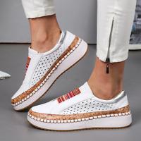 Zapatillas Mocasines con Plataforma para Mujer Moda 2020 Zapatos Flats Mulher