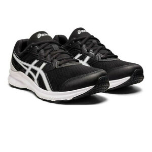 Asics Mens Jolt 3 Running Shoes Trainers Sneakers Black Sports Breathable