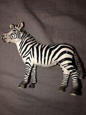 Schleich Zebra Male Stallion Adult Retired 2008 C