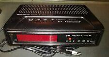 Karcher radiosveglia anni 80 vintage perfettamente funzionante