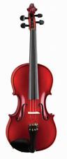 Becker 175 Prelude Series 1/8 Size Violin - Red-Brown Satin
