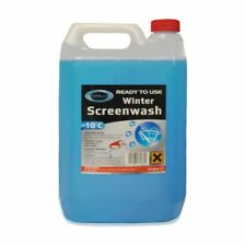 5L Chill Factor Ready To Use Screen Wash Car Maintenance