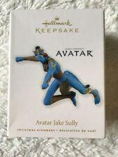 Hallmark Keepsake 2010 Avatar Jake Silly Christmas Ornament New In Box