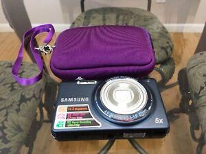 Samsung ST65 14.2MP Digital Camera - Blue