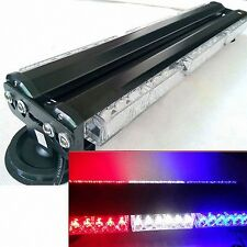 36LED 7 Modes Strobe Car Light Vehicle Auto Emergency Warning Flash Light Bar UK