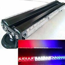 Car 36LED Strobe Light Police Auto Emergency Warning Flashing Light Bar Lamp New