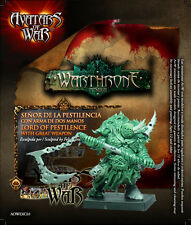 Avatars of War BNIB-Lord de pestilencia con gran arma