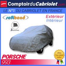 Housse Porsche 993 - SoftBond® : Bâche de protection mixte