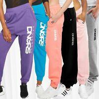 Pantaloni da jogging donna Formazione Sport Fitness screziati sudore Soft Dream