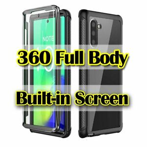 Full Body Shockproof Case for Samsung Galaxy S20 S10 S9 S8 Plus Note 10 Pro 9