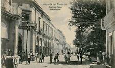Mexico Guadalajara - Avenida Colon old postcard