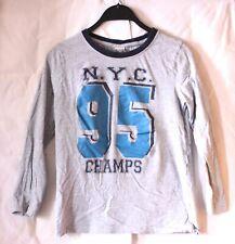Boys N.Y.C. 95 Champs Pullover langärmliges Jungen Kinder Sweatshirt 158 / 164