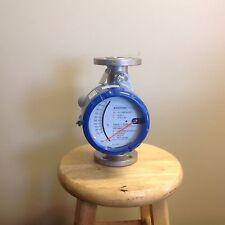 Krohne Flow Meter H250rrm40 Nitrogen