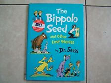 DR. SEUSS.  THE BIPPOLO SEED AND OTHER LOST STORIES.  LARGE SIZE.  H/C - VGC