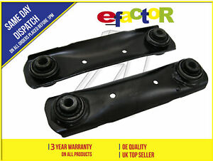 Rear Lower Left and Right Suspension Camber Control Trailing Arms PAIR RPCA8171