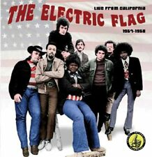 THE ELECTRIC FLAG - LIVE FROM CALIFORNIA 1967-68   2 CD NEU