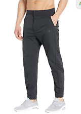 New Men's Nike Sportswear Woven Pants Black - Size Medium -  $100 AR3221-010 NSW
