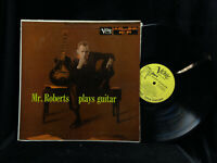 Howard Roberts-Mr. Roberts Plays Guitar-Verve 8192-MONO