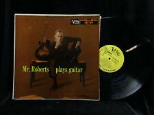 Howard Roberts-Mr. Roberts Plays Guitar-Verve 8192-MONO