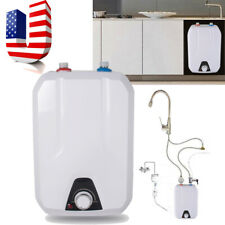 New ListingUseful Kitchen Electric Water Heater Household Electrical Hot Water 8L Fda