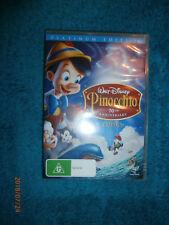 Walt Disney Pinocchio (DVD, 2012, 2-Disc Set) 70th Anniversary Platinum Edition