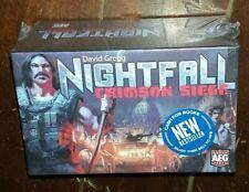 Nightfall Crimson Siege: Expansion to Deck Building Game (2012)