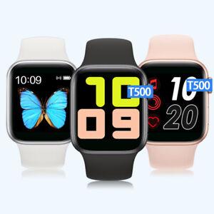 T500 Waterproof Smartwatch 2020 New Model BT Blood Pressure Heart rate 4 colors