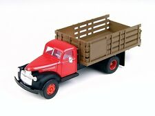 échelle H0 - Chevrolet Truck Rouge 30337 NEU