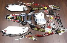 ROCKSTAR GRAPHICS DECAL STICKERS KIT FOR HONDA CRF250 CRF250R 2010-2013 H DE67