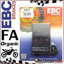 PASTIGLIE FRENO ANTERIORE ORGANIC EBC FA171 BMW R 80 800 R 1989 - 1995