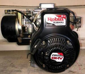 "Original Robin Subaru Pro OHV Engine 8.5 HP w/Electric Start ""New Old Stock"""