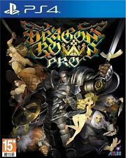 Dragon's Crown Pro HK Chinese subtitle PS4 NEW