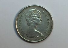 1867-1967 Canada 25 Cents