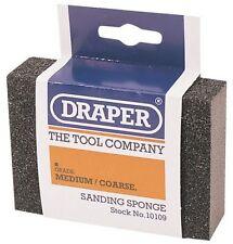 Medium - Coarse Grit Flexible Sanding Sponge Draper 10109 Sp100mc