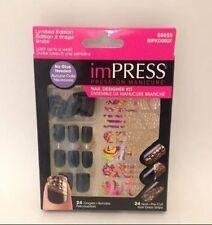 Kiss Impress Press on Manicure Nail Designer Kit BUY 2 GET 1 FREE ADD 3 TO CART